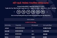 Thêm người Việt trúng gần 55 tỷ đồng xổ số kiểu Mỹ