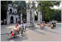 Việt Nam đang là điểm đến ưa thích của các du khách trẻ nước Mỹ