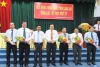 Long An, Bạc Liêu và Quảng Ninh bầu bổ sung nhân sự chủ chốt