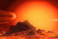 Thảm cảnh của Trái Đất khi Mặt Trời phình to gấp 100 lần