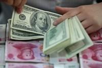 Dự trữ ngoại hối Trung Quốc bốc hơi 320 tỷ USD