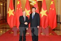 Việt Nam - Trung Quốc ký kết 15 văn kiện hợp tác giữa hai Đảng, hai nước