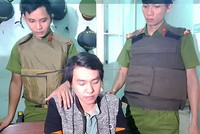 8 phút gây án và đào tẩu của tên cướp ngân hàng ở Đà Nẵng