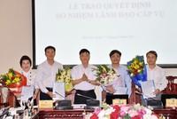 Thủ tướng, Bộ trưởng Tư pháp bổ nhiệm lãnh đạo 9 cơ quan, đơn vị
