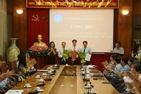 Bổ nhiệm nhân sự chủ chốt Bảo hiểm xã hội Việt Nam