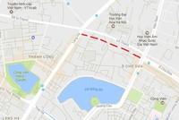 Hà Nội định chi 7.800 tỷ đồng cho hơn 2 km đường