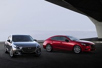 Mazda3 2018 giá từ 19.000 USD tại Mỹ