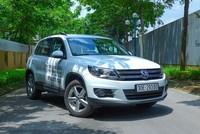 Volkswagen Tiguan – SUV bình dân kiểu Đức tại Việt Nam