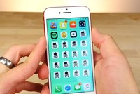 iPhone chạy iOS 11 có thể bị 'đơ' vì một mã độc