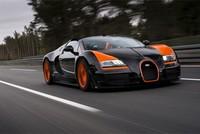 Bugatti Chiron - hảo hán lạc thời