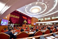 Hội nghị Trung ương 6 thảo luận tình hình kinh tế-xã hội