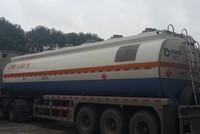 'Lò' cung cấp hóa chất pha chế hàng triệu lít xăng dỏm bị phát hiện tại Nghệ An