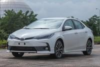 Toyota Altis 2017 - thay đổi mong tìm lại vị thế tại Việt Nam