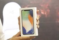 Offline iPhone X đầu tiên tại Hà Nội