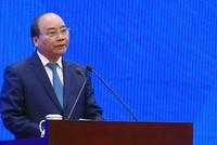 Thủ tướng dự, phát biểu khai mạc Hội nghị Thượng đỉnh Kinh doanh Việt Nam