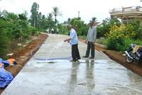 Điều chỉnh một số nội dung Chương trình mục tiêu quốc gia xây dựng nông thôn mới