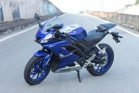 Yamaha R15 - sportbike cho người Việt mới chơi môtô