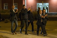 Tây Ban Nha trả tự do cho 6 cựu quan chức Catalonia