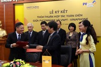 PVcomBank và VNPT - Vinaphone ký kết Thoả thuận hợp tác toàn diện