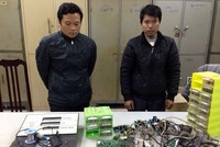 """Đề nghị truy tố 16 bị can lắp chip """"ăn bớt"""" xăng dầu cửa hàng 436 Trần Khát Chân"""