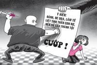 Hà Nội: Tham gia đòi nợ 95 triệu đồng, dính án cướp