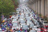 """Đề xuất mỗi người sở hữu 1 ô tô, 1 biển số xe là """"chưa hợp pháp"""""""