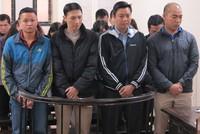 16 người móc túi người tiêu dùng tại cây xăng Trần Khát Chân lĩnh án