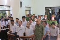 """Vụ sai phạm tại xã  Đồng Tâm, huyện Mỹ Đức, Hà Nội: 14 """"quan xã"""" hầu tòa"""