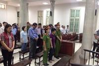 Cựu đại biểu Quốc hội Châu Thị Thu Nga hầu tòa