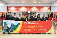 VietJet mở đường bay Hà Nội – Seoul (Hàn Quốc)