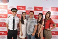 Vietjet đồng hành cùng Vietnam Young Spikes 2015