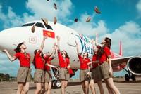 Vietjet liên tiếp tuyển tiếp viên hàng không