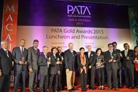 Vietjet nhận giải vàng PATA Gold Awards 2015