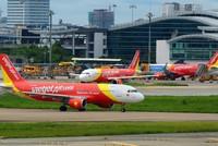 Thông tin về các chuyến bay bị ảnh hưởng của cơn bão số 3