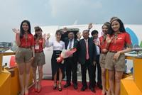 Vietjet khai trương đường bay TP.HCM - Yangon