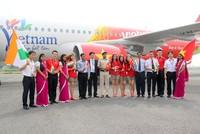 Thai Vietjet bay thường lệ tới đất phật Bodh Gaya (Ấn Độ)