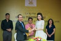 Á hậu Dương Tú Anh làm Đại sứ thương hiệu của Tân Hoàng Minh