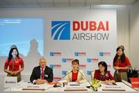 Vietjet đặt hàng thêm 30 tàu bay A321 mới tại Dubai Airshow 2015