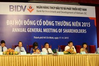 Từ 11/5, bắt đầu bàn giao sáp nhập MHB vào BIDV