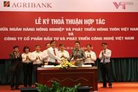 Agribank ký kết thỏa thuận hợp tác với Vinatech