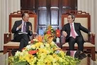WB cam kết hỗ trợ Việt Nam vay vốn từ Ngân hàng Quốc tế về Tái thiết
