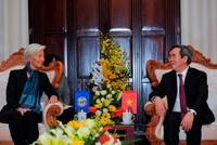 IMF sẽ tiếp tục ủng hộ và đồng hành với Việt Nam