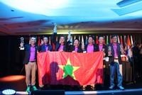Tuyển Golf Việt Nam thắng lớn ở WAGC 2016 tại Nam Phi
