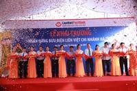 LienVietPostBank khai trương chi nhánh Hà Tĩnh