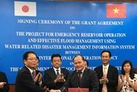 Nhật Bản viện trợ không hoàn lại 1,844 tỷ yên cho Việt Nam