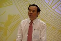 Bộ trưởng Nguyễn Văn Nên thông tin về quỹ bảo trì Tòa nhà Keangnam Hanoi