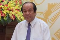 Bộ trưởng Mai Tiến Dũng: một số cán bộ thoái hoá, biến chất, tiêu cực khi thi hành nhiệm vụ