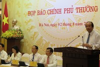 Thủ tướng yêu cầu báo cáo tiến độ giải quyết vụ việc ông Trịnh Xuân Thanh trước ngày 30/8