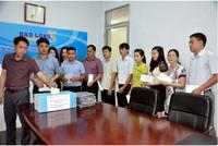 Bảo hiểm Bảo Long ủng hộ người dân Quảng Ninh chịu mưa lũ