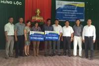 Bảo hiểm Bảo Việt bồi thường vụ chìm tàu cá tại Quảng Ninh